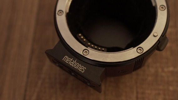 Metabones Mark Iv Adaptador Canon Ef Para Sony E-mount