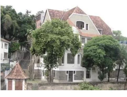 Glória. Casa Espetacular. 4 Andares. - 12421