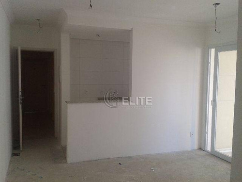 Apartamento Com 2 Dormitórios À Venda, 57 M² Por R$ 449.999,10 - Jardim - Santo André/sp - Ap12514