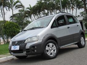 Fiat Idea 2007 1.8 Adventure Completa + Couro