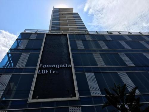 Venta De Apartamento En Famagosta Loft San Francisco 18-5846