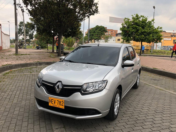 Renault Logan Expression Abs, Aa, Motor 1.598 Con 9.800 Km