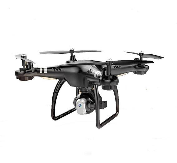 Drone X8 Rc Câmera Hd Giratória