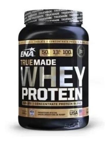 Whey Protein True Made Banana Shake 2lb Ena