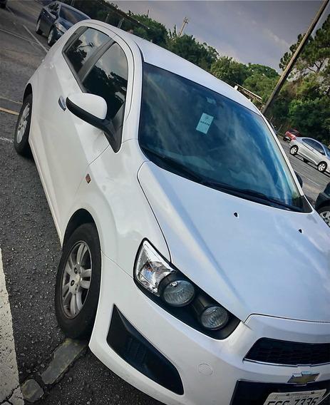 Chevrolet Sonic 1.6 16v Lt 4p 2012