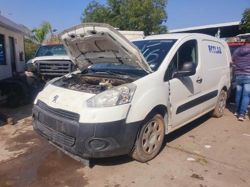 Imagen 1 de 6 de Peugeot Partner Maxi