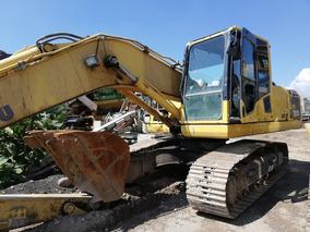 Excavadora Komatsu Pc200 2012