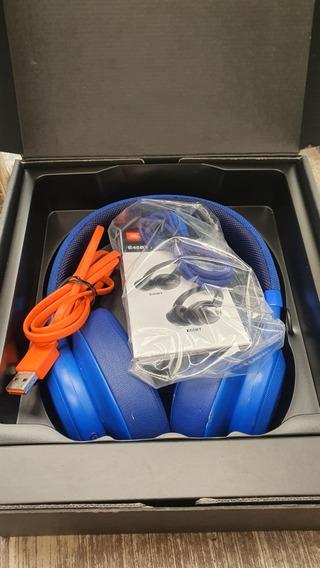 Fone De Ouvido Jbl Esem Fio E55bt Azul