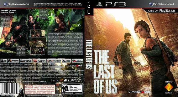 Jogo The Last Of Us Ps3 Playstation Original