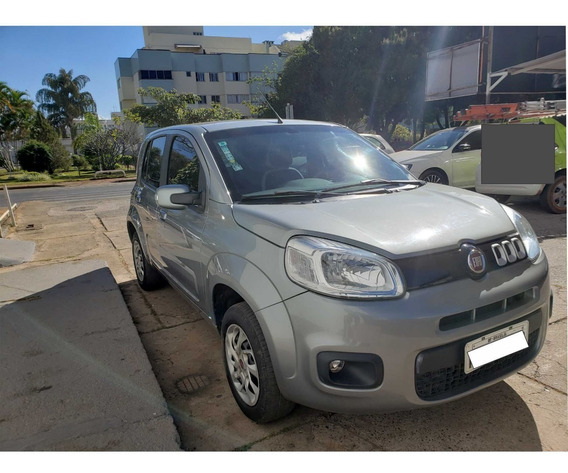 Fiat Uno Evolution, 1.4 Cc, Flex. 2015