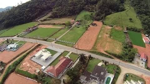 Sitio 6 Hectares Na Br 407 - Com Casa E Lago - Biguaçu - Ch0059