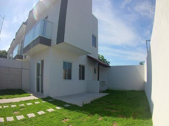 São Francisco , Jacaraipe, Casa Duplex Com 2 Quartos 2 Suites , 75 M², Pertinho Da Praia, - Ca00246 - 32955291