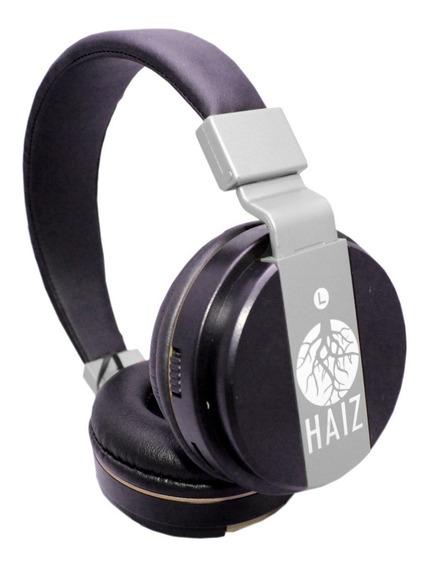 Fone Ouvido Bluetooth Fm Mp3 Cartão Sd Ultrabass Hz18