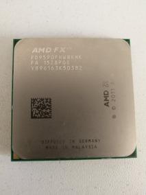 Processador Amd Fx-9590 4.7ghz Fd9590fhw8khk Octa Core 16mb