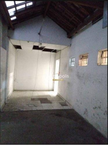 Imagem 1 de 17 de Salão À Venda, 256 M² Por R$ 1.300.000,00 - Centro - São Caetano Do Sul/sp - Sl0409