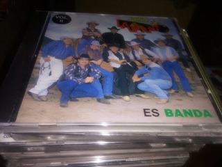Cd Grupo Laberinto Es Banda Vol 2 Nuevo
