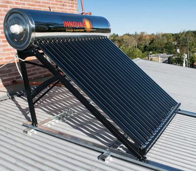 Instalación De Termo-tanque Solar