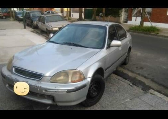 Honda Civic 1.6 Lx 1996