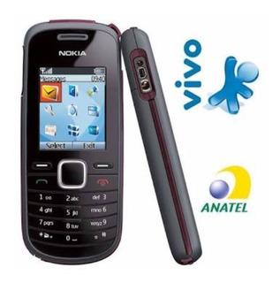 Nokia 1616 Com Radio Lanterna Frete Gratis Somente Vivo