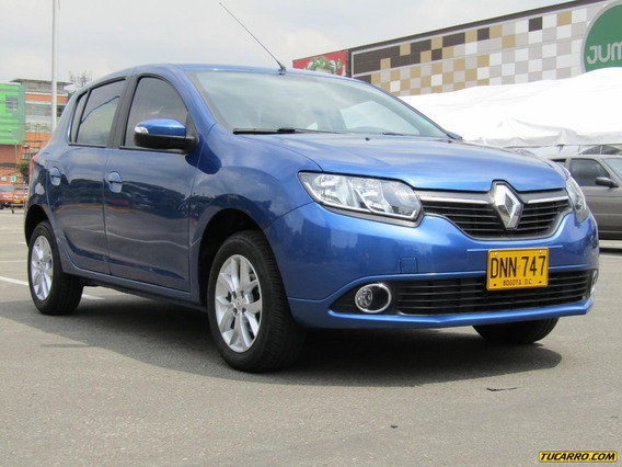 Renault Sandero Dynamique 1600cc At Aa Ab Abs
