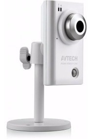 Camera Ip Analogica D1 Interno Avn 701 Avetech #1218