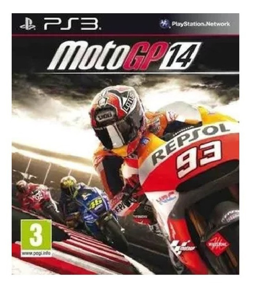 Motogp 14 Moto Gp Ps3