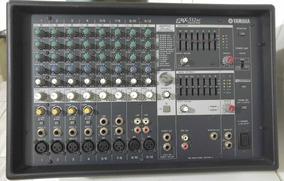 Mesa Mixer Amplificada Yamaha Emx 512sc