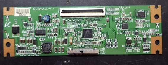 Placa T-con Tv Sony Klv-32l500a - 320ab03c2lv0.3