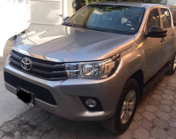 Toyota Hilux 2019 2.7 Cabina Doble Sr Mt