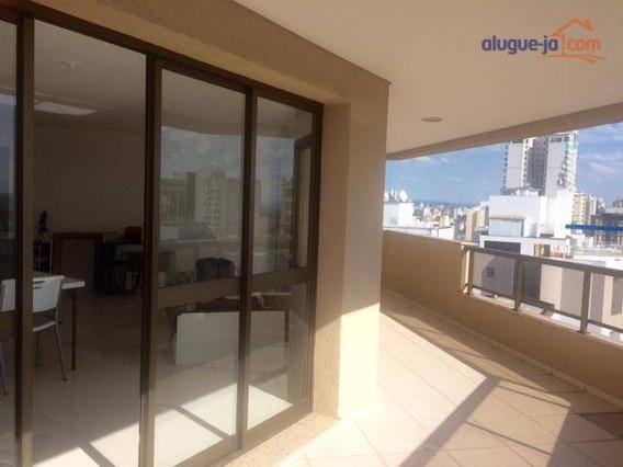 Maravilhoso Apto Cobertura Com 3 Dormitórios, Locação Ou Venda, 439m² - Jardim Aquarius - São José Dos Campos/sp - Co0020