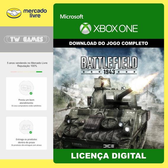 Battlefield 1943 Classico Digital Retrocompativel Xbox One