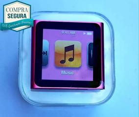 Ipod Nano 6ª Geração Apple Cor: Rosa - Raridade