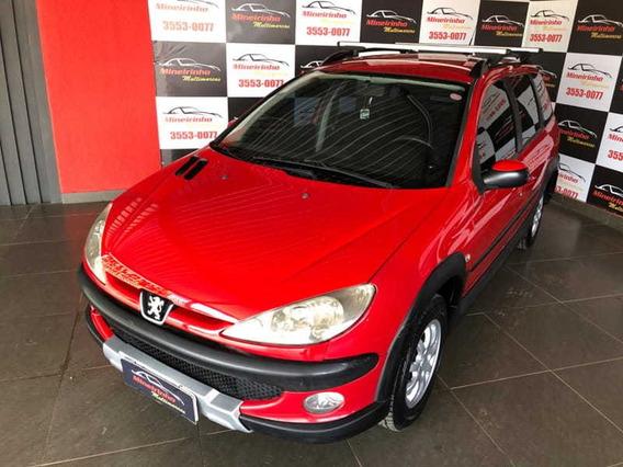 Peugeot - 206 Sw Escapade 1.6 16v 4p 2008