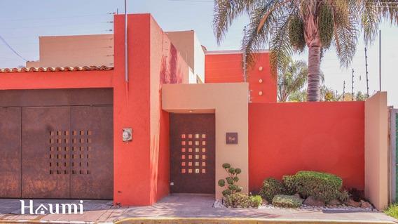 Casa En Renta En La Concepción, Zavaleta