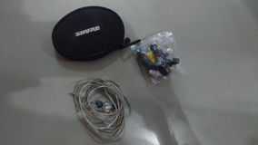 Fone In Ear Shure Se 315 Cl Original.