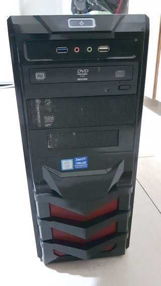 Pc Gamer I5-7400 Gtx 1060 6gb