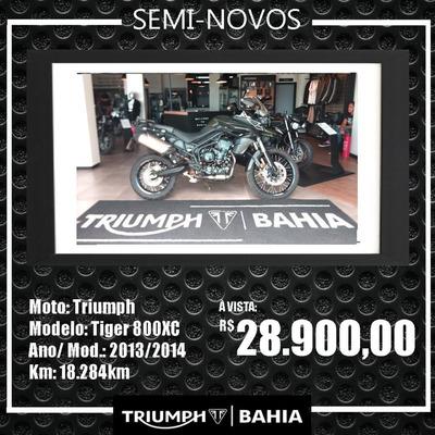 Triumph - Tiger 800xc. 2013/2014