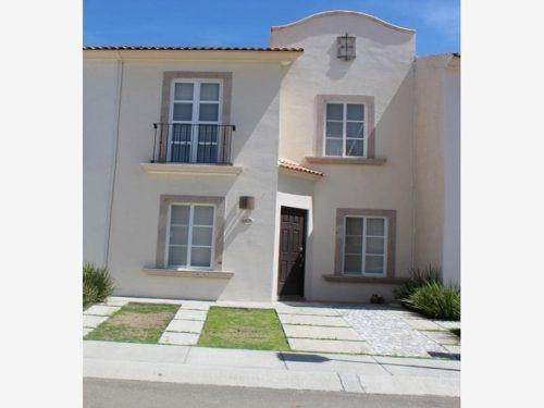 Casa Sola En Renta Residencial El Refugio (fracc.)