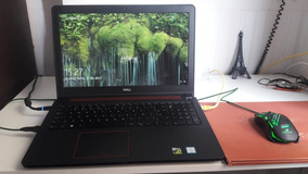 Notebook Gamer Dell Inspiron 7559 + Upgrades + Mouse Gamer