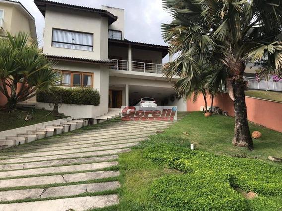 Casa Com 4 Dormitórios À Venda, 540 M² Por R$ 3.000.000 - Condomínio Hills Iii - Arujá/sp - Ca1515