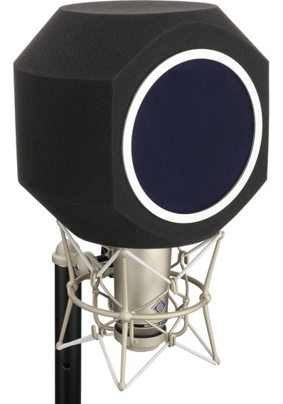 Vocal Smart+pop Filter Para Home Studio-vocal Booth Filter