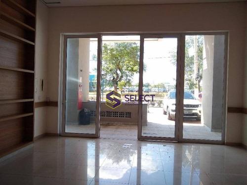Loja Para Alugar, 44 M² Por R$ 2.800,00/mês - Jardim Do Mar - São Bernardo Do Campo/sp - Lo0008