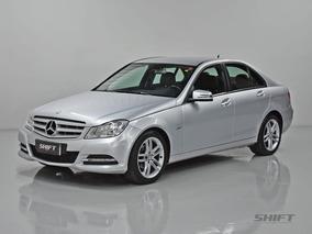 Mercedes-benz C-180 Cgi Sport 1.8 Tb 16v 156cv Aut 2012