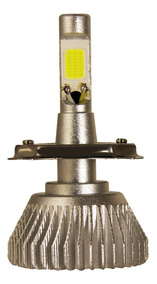 Lâmpada Super Led Cob Xenon H4 Cg125/150 Nxr125/150 Bros