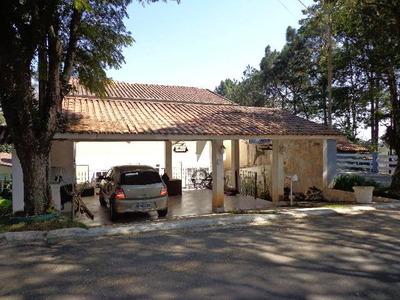Casa Residencial Para Locação, Granja Viana, Jardim Das Flores, Cotia - Ca6119. - Ca6119