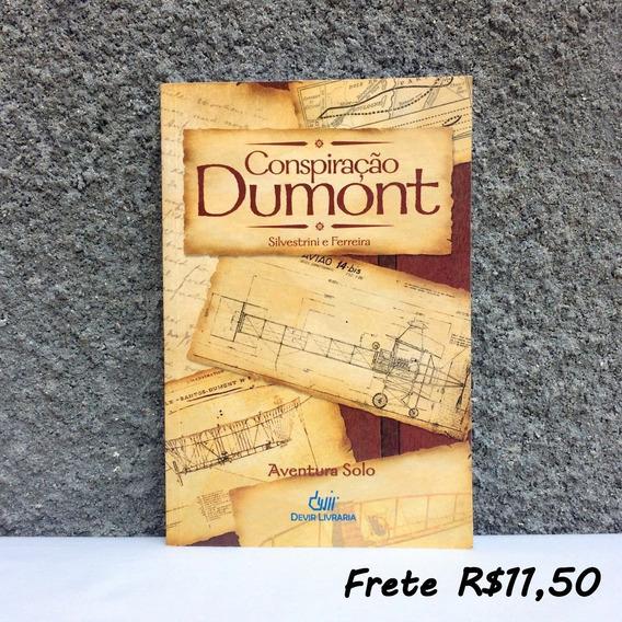 Conspiração Dumont - Livro De Silvestrini E Ferreira - Devir