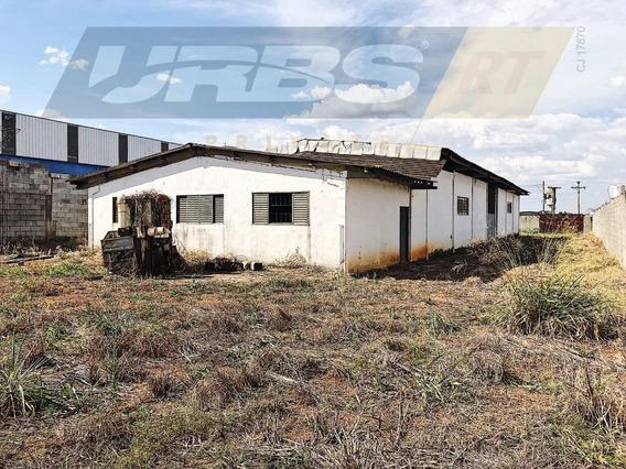 Galpão À Venda, 430 M² Por R$ 950.000,00 - Distrito Agro Industrial De Aparecida De Goiânia - Aparecida De Goiânia/go - Ga0042
