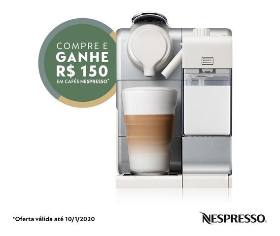 Nespresso Lattissima Touch Facelift Prata 110v