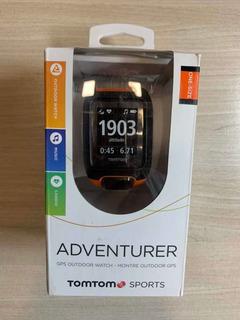 Relógio Gps Tomtom Adventurer Runner Spark Cardio