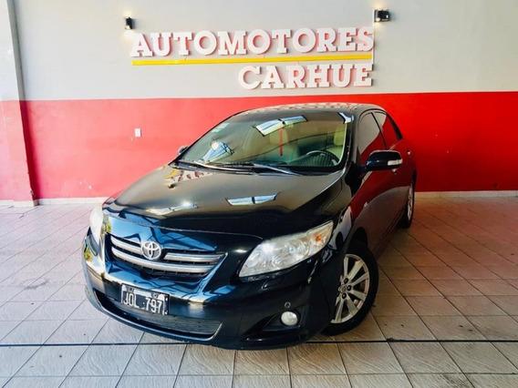 Toyota Corolla 1.8 Se-g A/t 2011 $355.000 Y Cuotas!!